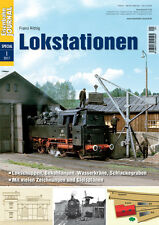 Eisenbahn Journal - Lokstationen - Special 1-2017