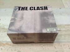 The Clash limited edition numbered  7 CD box set remastered 1999 Strummer Jones