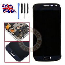 For Samsung Galaxy S4 Mini i9195 LCD Black Digitizer Frame Screen Replacement UK