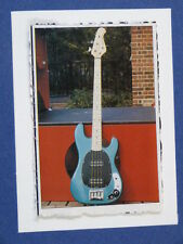 aab handmade greetings / birthday card HOHNER BASS B425 DETAIL