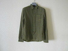 Pierre Balmain Checked Dyed Shirt