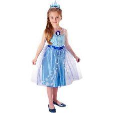 Disney Frozen Enchanting Dress - Elsa, 4-6X NWT R$29.99