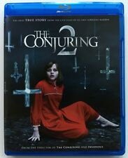 THE CONJURING 2 BLU RAY FREE WORLD WIDE SHIPPING BUY IT NOW HORROR SCARY NUN