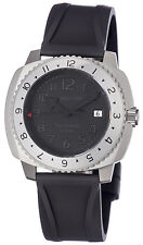 Jean Richard Highlands Black Mens watch 60150-11-60c-ac6d BRAND NEW!
