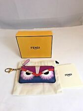 "FENDI CRAYONS MONSTER WALLET KEY RING ""SOLD OUT"""