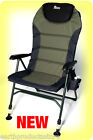 FISHING CHAIR  EARTH ULTIMATE 4-POSITION OUTDOOR CHAIR w/ ADJUSTABLE FRONT LEGS