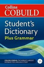 Collins Cobuild Students Dictionary plus Grammar (Book & CD) by Collins COBUILD