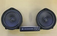 Bass System & Speaker Kit OEM Honda Accessory Upgrade Factory Parts Civic CRV