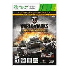 NEW World of Tanks (Xbox 360, 2014)