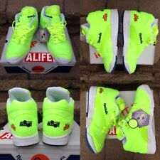 "alife x Reebok Pump - Tennis Ball ""BALL OUT"" DS+SHIPS TODAY! -Men's Size 9.5"