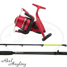 BOAT MAX SEA FISHING ROD 25LB 6FT 2 PIECE NGT LINEAEFFE OCEAN MASTER 70 3BB REEL