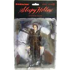"ICHABOD CRANE FIGURA 18cm SLEEPY HOLLOW MEDICOM "" JOHNNY DEPP "" NEW & SEALED"