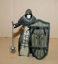 Resident evil 4 ILLUMINADOS MONKS Monk with Shield Action Figure Figur Neca