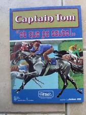bd FRANZ Captain Tom Et qu'ça saute eo 1984 TBE