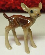 ➸ HAGEN RENAKER Animal Miniature Figurine Deer Baby Fawn Standing