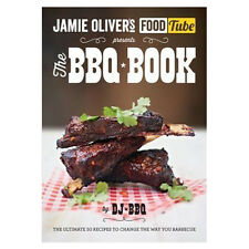 Jamie Olivers Food Tube The BBQ Book By DJ BBQ Brand New Paperback