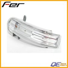 Mercedes Benz C240 C320 C32 Door Mirror Turn Signal Light - With LED Clear Bulbs