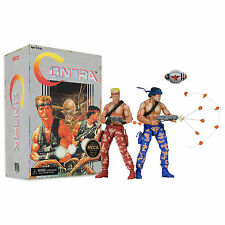 Contra Video Game Appearance 2 Pack Action Figures NEW Toys NECA Collectibles