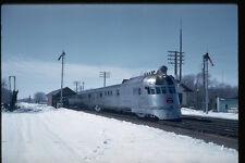 351009 CBQ Pioneer Zephyr 9900 First Streamliner 1934 A4 Photo Print