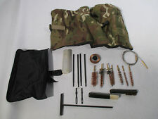 GENUINE British Army MTP Weapon Cleaning Kit SA80 With Tools & Holder Used