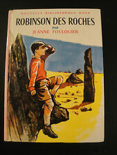 Jeanne Foulquier - Robinson des Roches - 1964