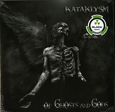 KATAKLYSM OF GHOSTS AND GODS DOPPIO VINILE LP NUOVO SIGILLATO !!