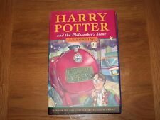 Harry Potter and the Philosophers Stone First Edition 1st 16th Printing