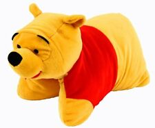 Official Disney Winnie the Pooh 2-in-1 Cushion Pillow Pet