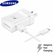 GENUINE Samsung 5V 9V Dual Volt Rapid fast Charger for Galaxy S6 S7 edge Note 5