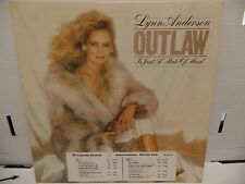 Lynn Anderson Outlaw PROMO Columbia Records KC-35776 071516DBE