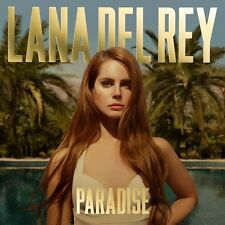 Lana Del Rey PARADISE Interscope Records NEW SEALED VINYL LP