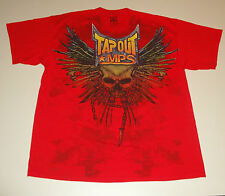Mens Pre-Owned Size XL TapouT T-Shirt In Excellent Condition
