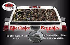Bow Reaper Oak 2 Rear Window Graphic Decal Sticker Truck Van Car SUV