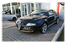 Alfa Romeo GT 2004-2010 CUSTOM CAR HOOD BONNET BRA NOSE FRONT MASK BRA DE CAPOT