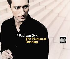 The Politics of Dancing Paul van Dyk CD 2 Disc set Ships Next Day Free Shipping!