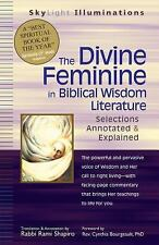 Divine Feminine in Bibical Wisdom Literature: Selections Annotated & Explained (