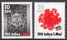 DDR 1990 Mi. Nr. 3322-3323 Postfrisch ** MNH