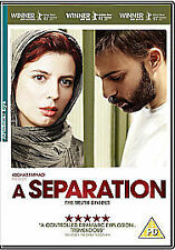 A Separation (Blu-ray, 2011) Brand new Sealed In Box