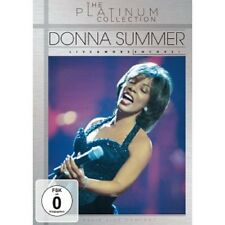 DONNA SUMMER - VH1 PRESENTS LIVE & MORE ENCORE! (PLATINUM COLLECTION) DVD NEU