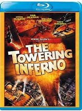 THE TOWERING INFERNO - Steve McQueen  *NEW BLU-RAY*