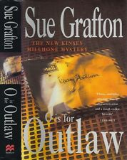 Sue Grafton - O is for Outlaw - 1st/1st