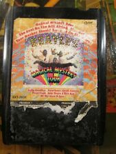 BEATLES - MAGICAL MYSTERY TOUR Capitol 8 TRACK TAPE~