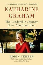 Katharine Graham: The Leadership Journey of an American Icon, Gerber, Robin, 159