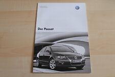 82461) VW Passat - technische Daten & Ausstattungen - Prospekt 05/2007