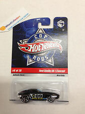 Ford Shelby GR-1 Concept * Hot Wheels Cop Rods * B3