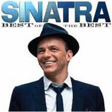 FRANK SINATRA BEST OF THE BEST CD NEW
