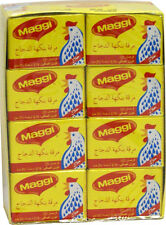 Imported Maggi Chicken Flavored Bouillon Stock Cubes 24 x 22g
