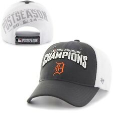 Detroit Tigers  Authentic 2014 AL Central Division Champions Adjustable Cap-'47