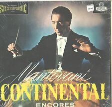 Mantovani Continental Encores London PS 147 Stereo Vinyl Record LP  VG+