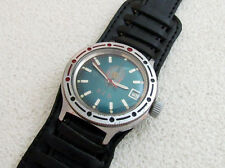 VOSTOK AMPHIBIAN KGB State Security Committee VINTAGE RUSSIAN AUTOMATIC WATCH